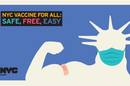 New Yorkers 16+ Are Now Eligible For The CoViD-19 Vaccine
