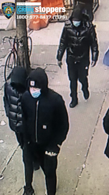 Help Identify An Assault Trio