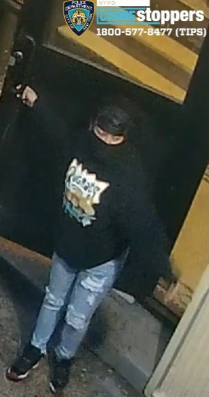 Help Identify A Burglary Quintet