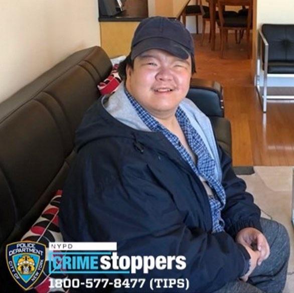 Alexander Tseng, 28, Missing