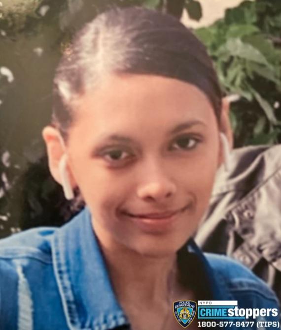 Ciara Rodriguez-Batistuta, 16, Missing