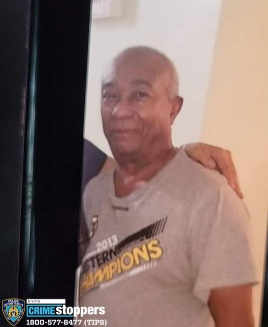 Dario Ventura, 72, Missing