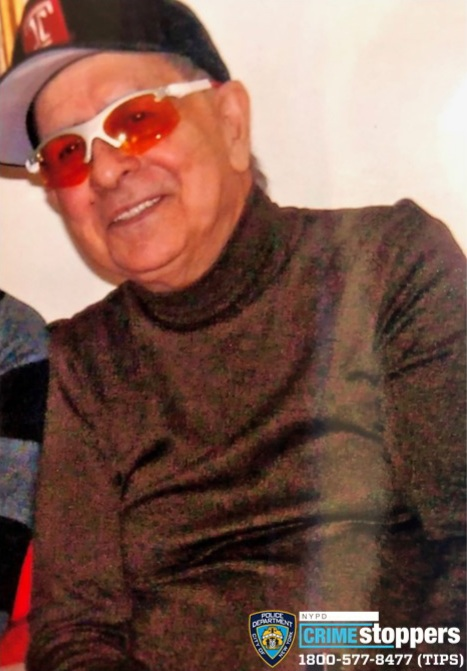 Felix Perez, 85, Missing