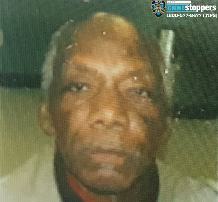 Fred Kiah, 76, Missing