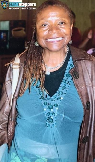 Helen Frazier, 77, Missing