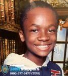Jaden Hamilton, 14, Missing
