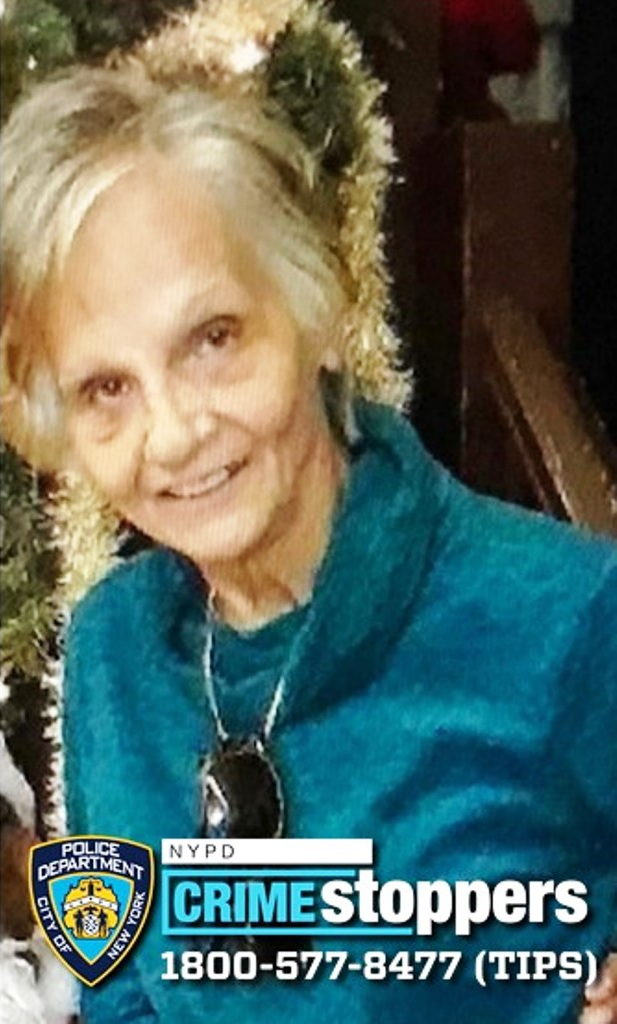 Kathryn Ward, 80, Missing