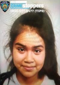 Laura Gregorio-Oxi, 13, Missing