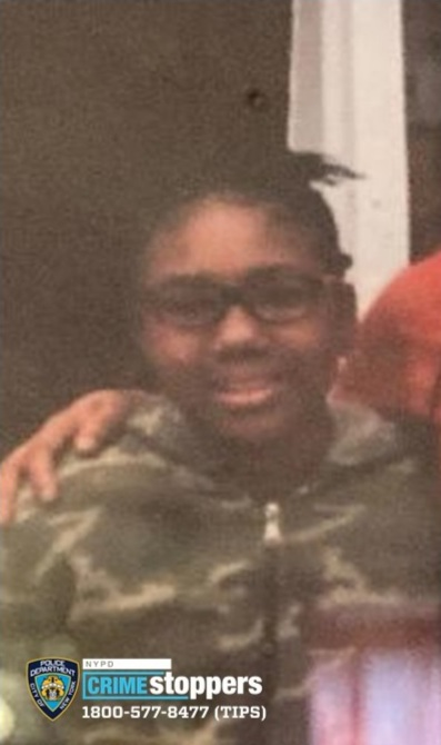 Michelle Martin, 10, Missing