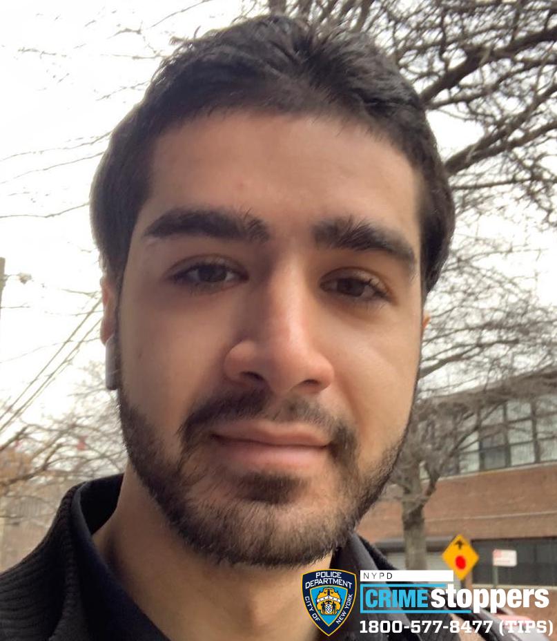 Mohamed Aljamal, 27, Missing