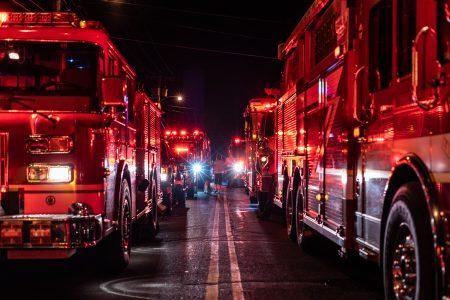 Plaque Dedication Ceremony For FDNY Firefighter Christopher Slutman