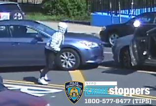 Help Identify A Robbery Quartet