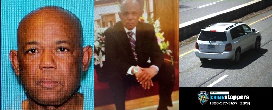 Andre Edouard, 59, Missing