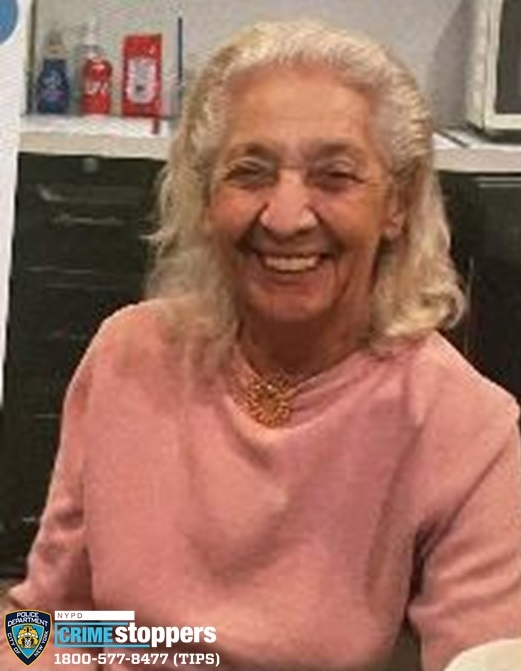 Angela Dellaporta, 78, Missing