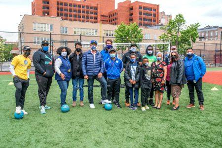 Bronx Week 2021: Skills & Drills Soccer Challenge