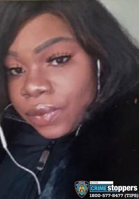 Christina Singleton, 24, Missing