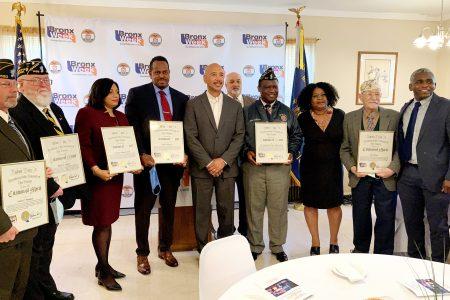 Bronx Week 2021: Veterans' Appreciation Day Breakfast