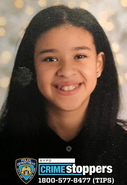 Keira Robles, 12, Missing