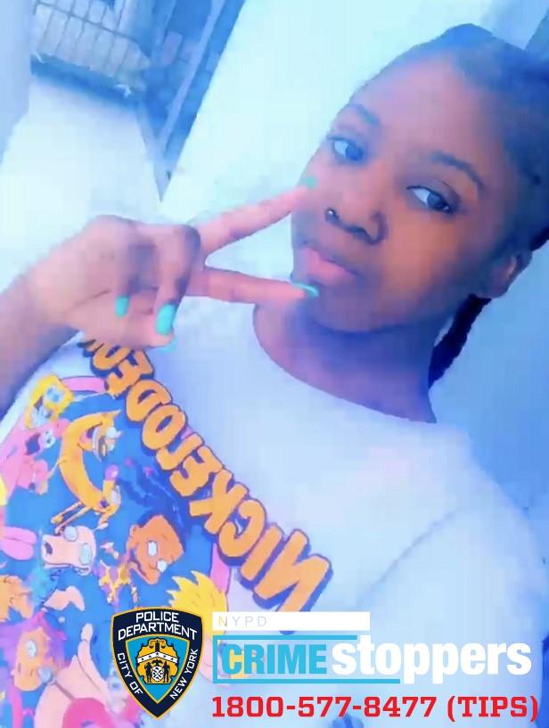 Kemya Jordan, 13, Missing