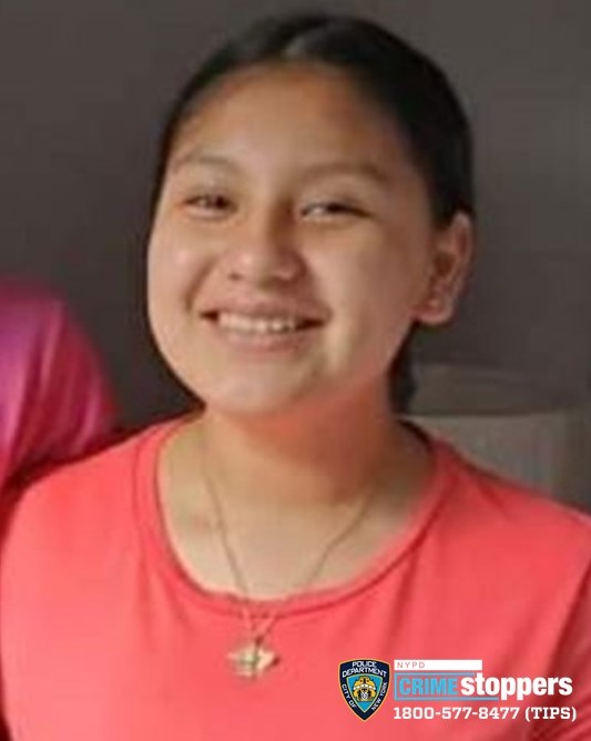 Melissa Gonon, 14, Missing