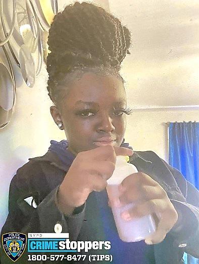Rehanna Adams, 14, Missing