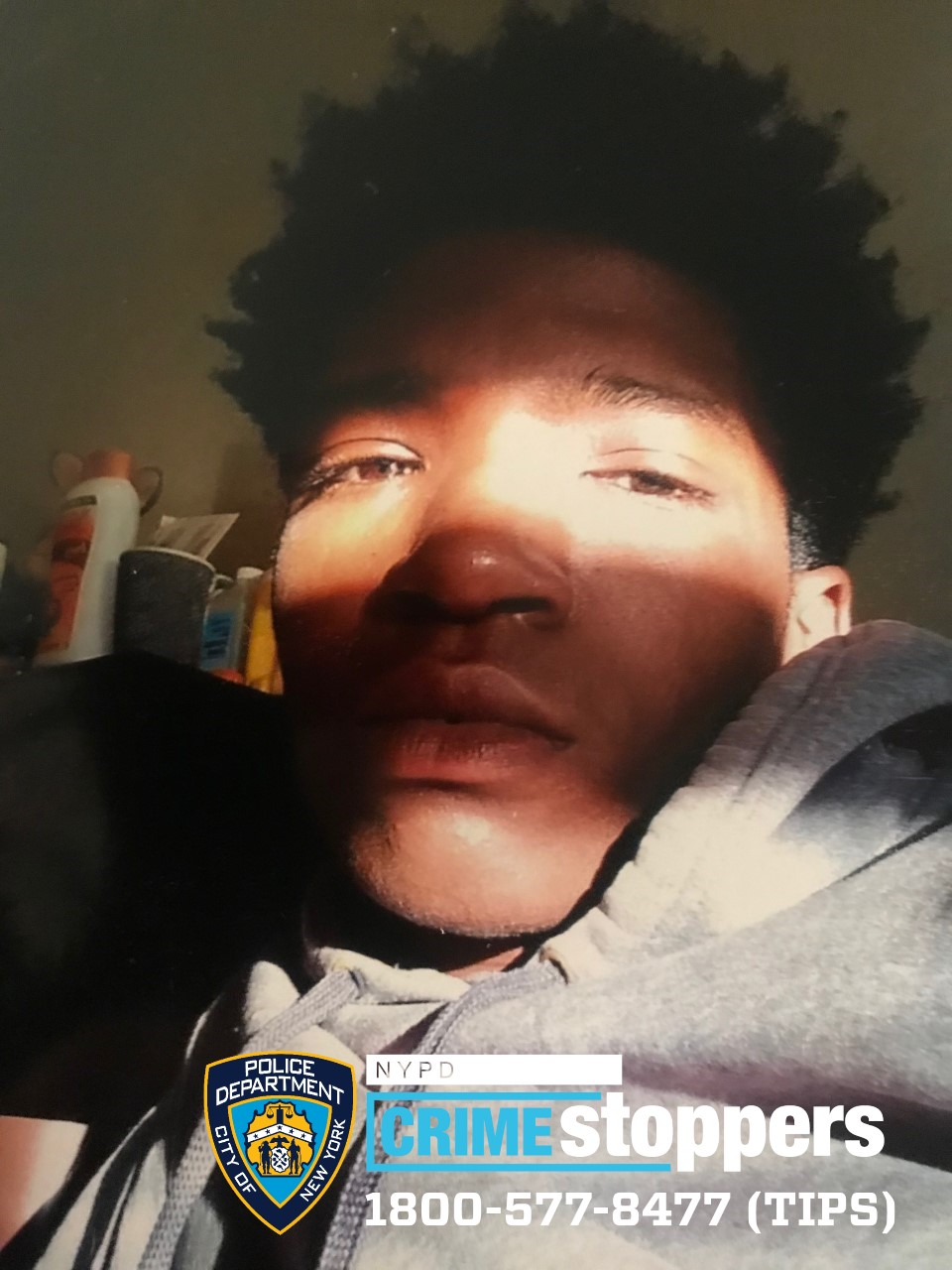 Tyrell Stanley, 18, Missing