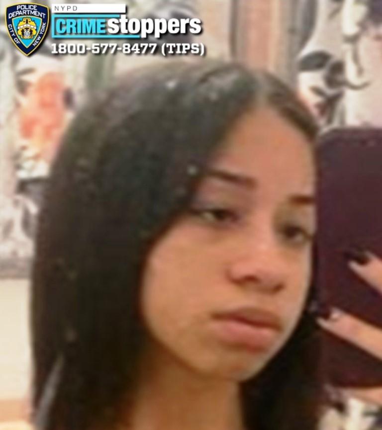 Valeri Peralta, 16, Missing