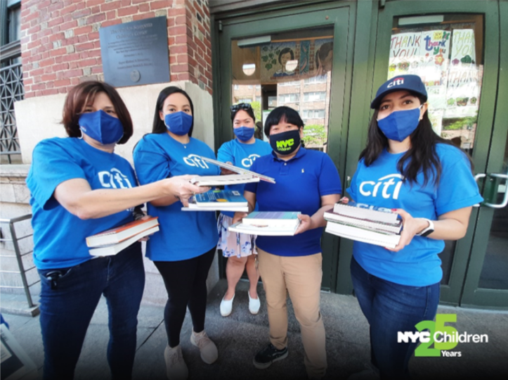 NYC Administration For Children's Services & Citi Launch A Virtual Book Drive