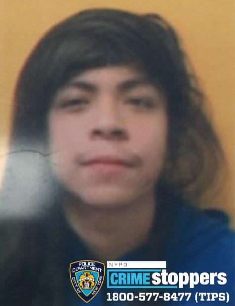 Brayan Barbecho, 18, Missing