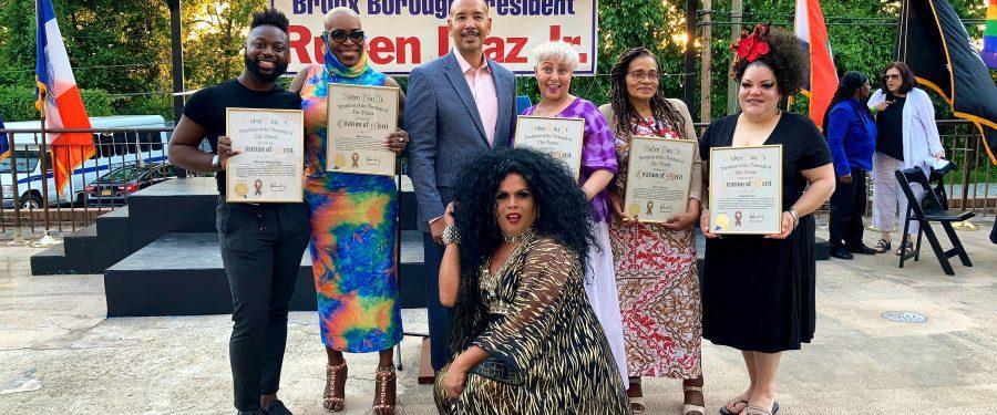 Bronx Annual LGBT & Allies Pride Celebration