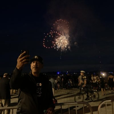 """New York Salutes America"" Fireworks Celebration"