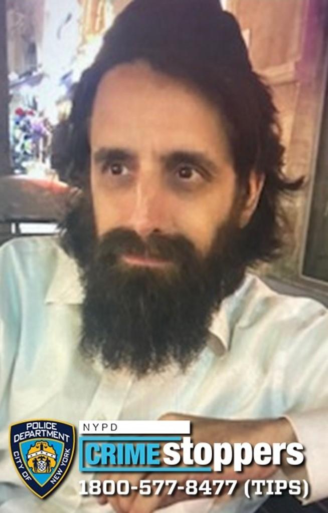Jeremy Henoch, 47, Missing