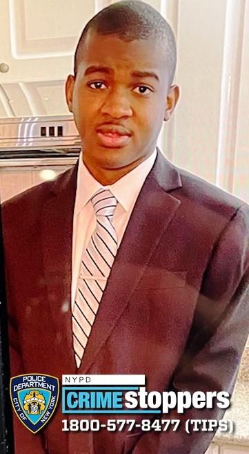 Richie Robinson, 23, Missing