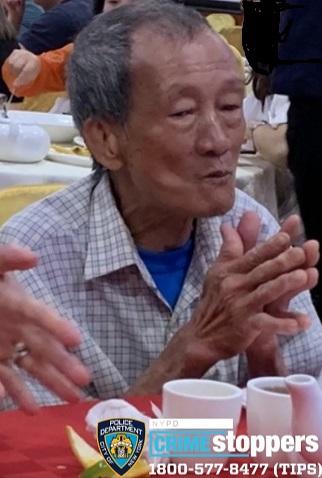 Wai Chan, 78, Missing