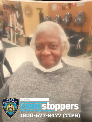 Connie Holder, 72, Missing