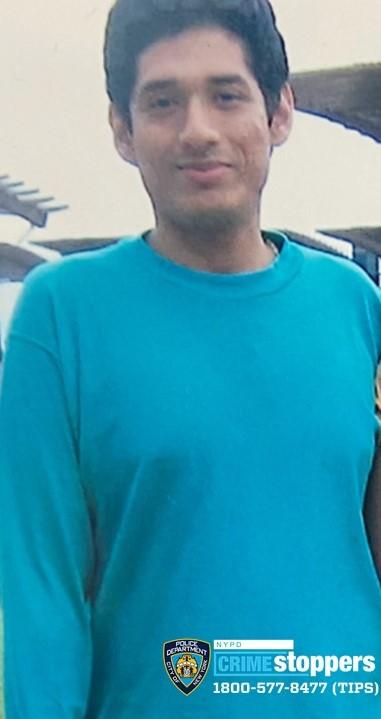 George Moya, 30, Missing