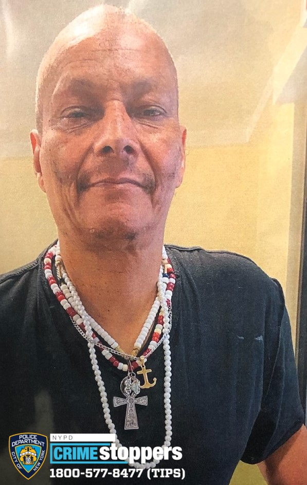 Gregory Padron, 63, Missing