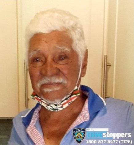 Lidio Cepeda, 83, Missing