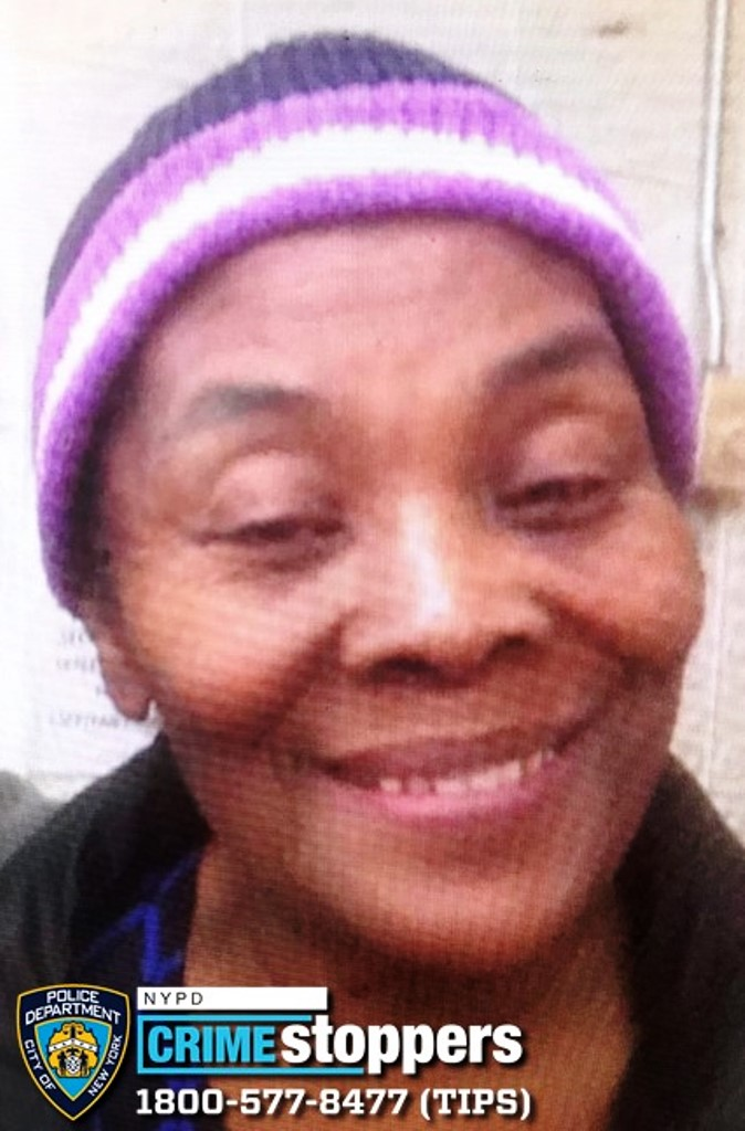 Suze Nelson, 80, Missing