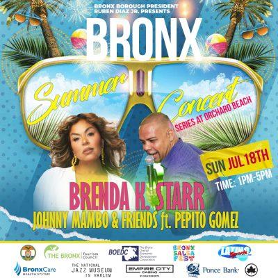2021 Bronx Summer Concert Series