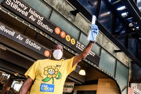 MTA Leadership Participates In Mask Force 14; Masks Still Required On Trains & Buses