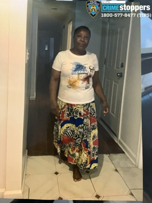 Xiomara Rodriguez, 57, Missing