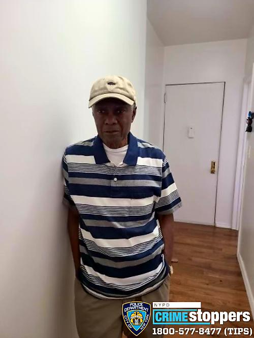 Altoro Lett, 72, Missing