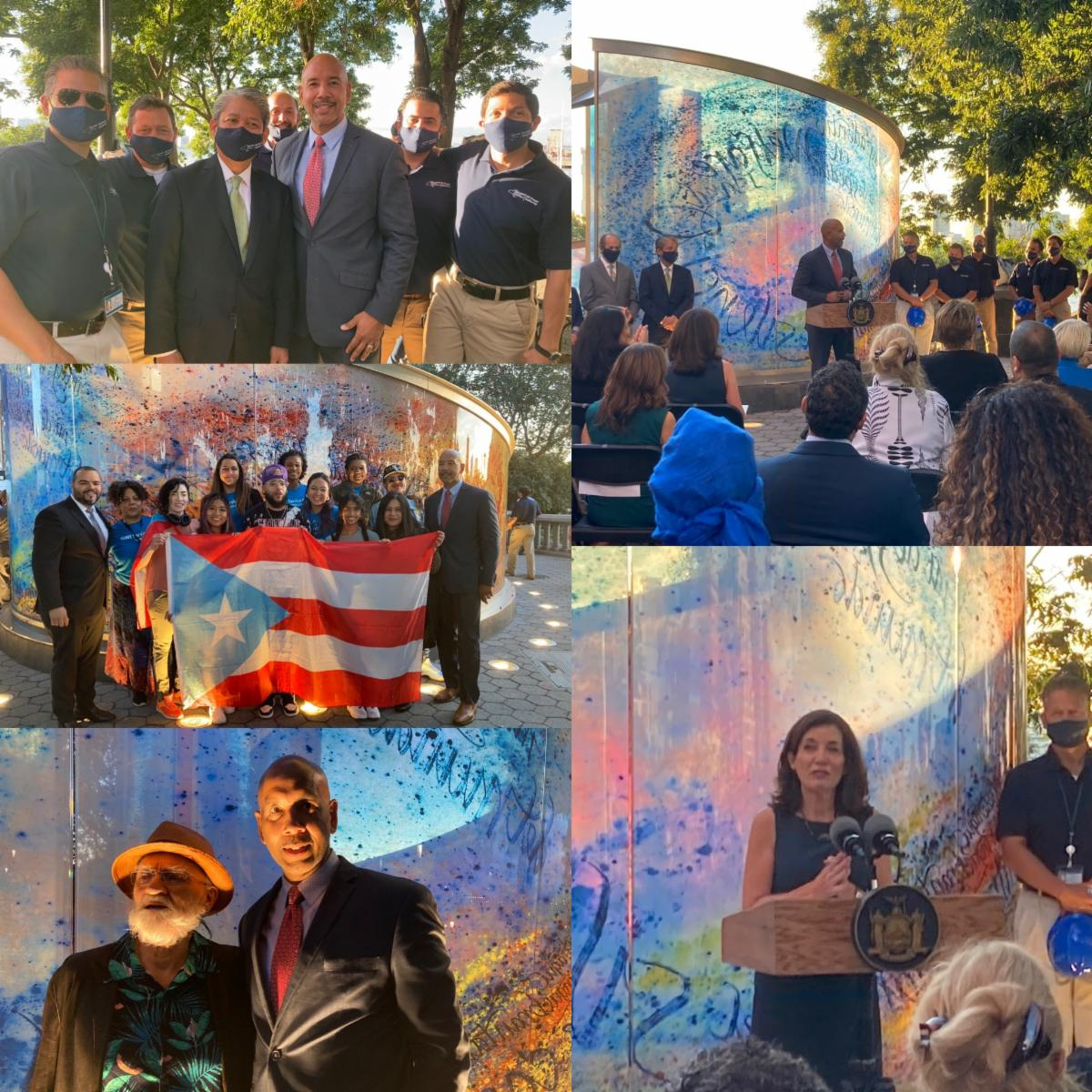 Four Years Later: At The Hurricane Maria Memorial