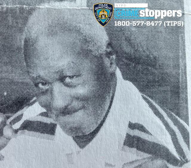 Albert Moses, 74, Missing