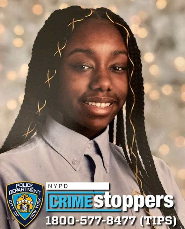 Miracle Rivers, 14, Missing