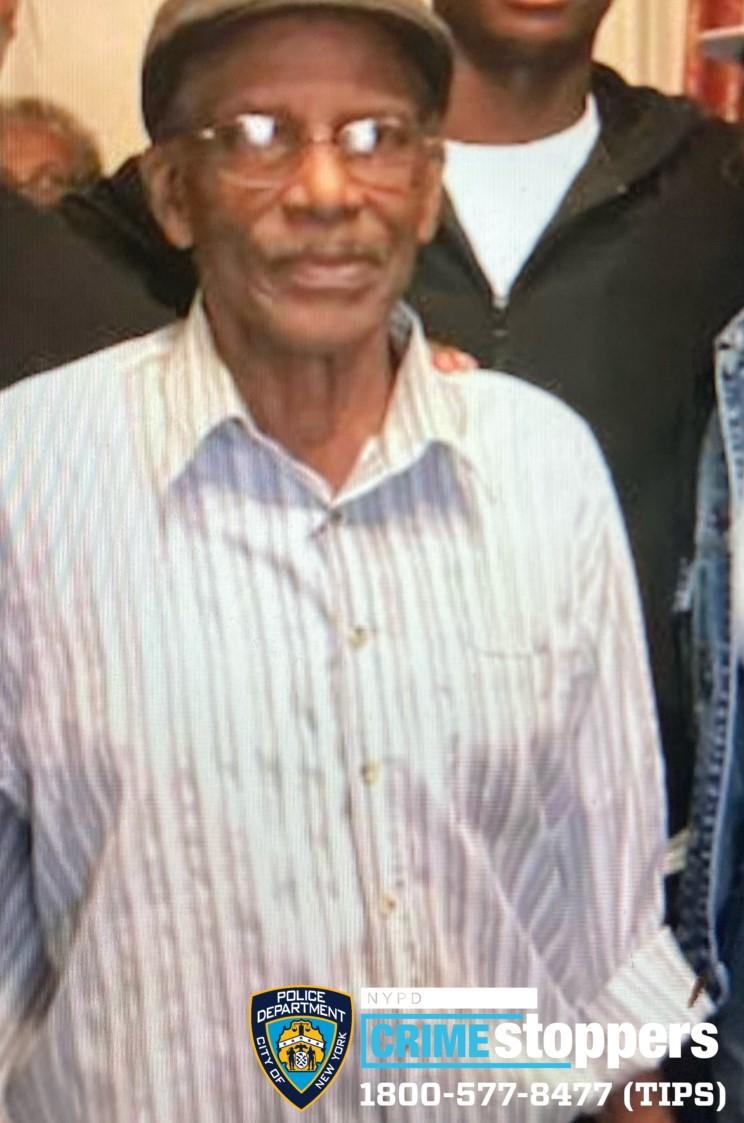 Patrick George, 85, Missing