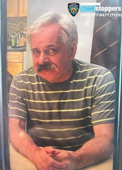 Piotr Zaremba, 62, Missing