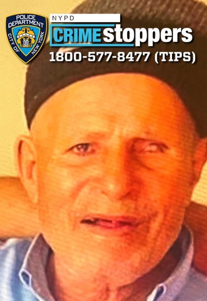 Saif Aldailam, 85, Missing