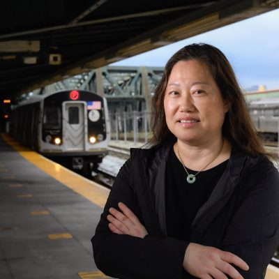 Siu Ling Ko To Become First Female Head Of MTA Subway Car Maintenance